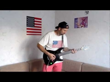 Игорь Головко - Jump (guitar solo)